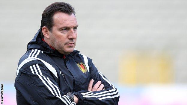 Marc Wilmots won 70 caps for Belgium as a player between 1990 and 2002 scoring 28 goals