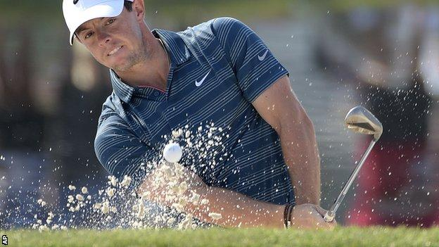Rory McIlroy has won four major championships