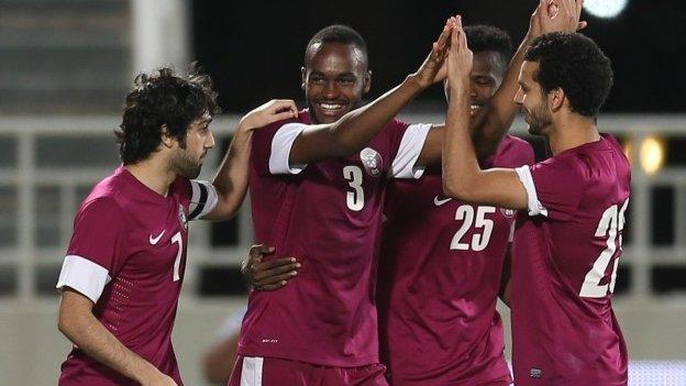 How will Qatar build a good team for the 2022 World Cup? - BBC Sport