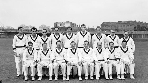 The Australian Ashes team of 1956