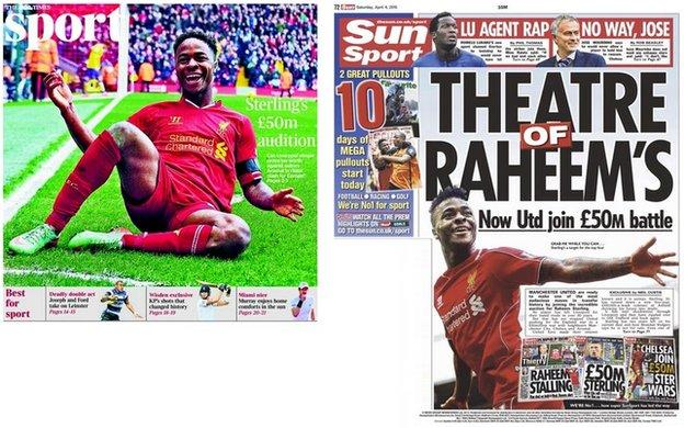 The Times and the Sun