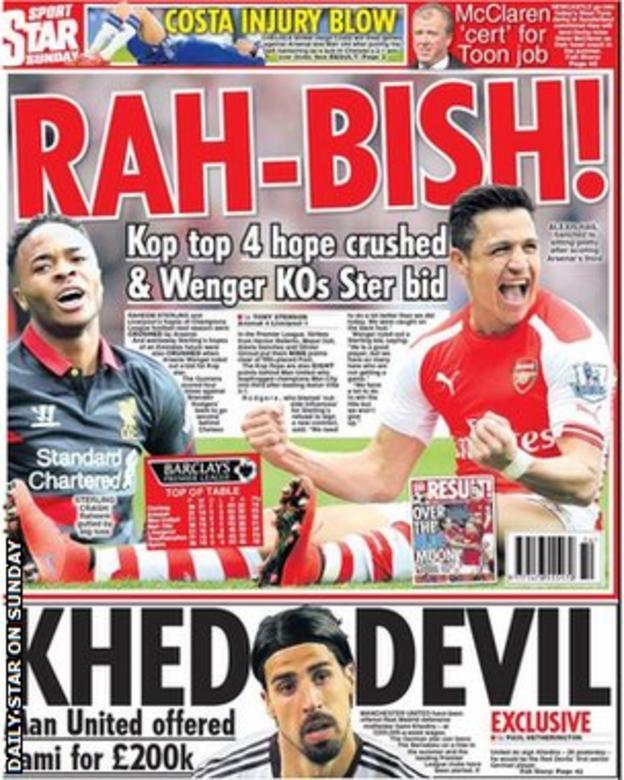 Daily Star on Sunday