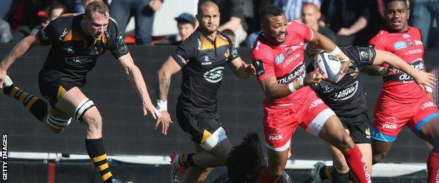Toulon v Wasps