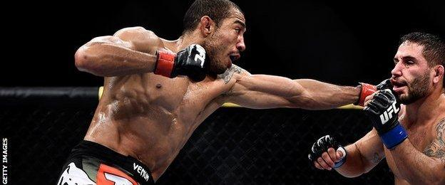 'The Notorious' Conor McGregor is a mixed martial arts machine