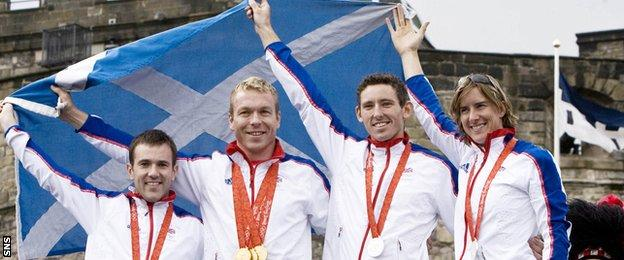 David Florence won silver in the C1 at Beijing 2008 before following it up with another silver in the C2 at London 2012.