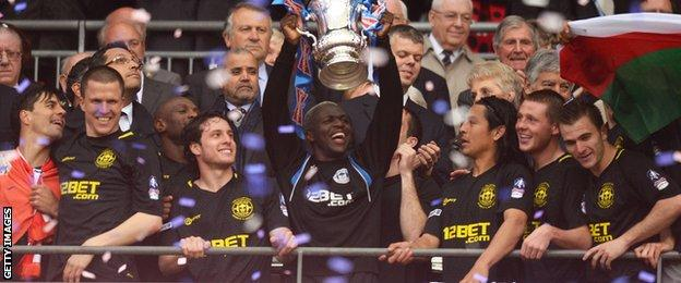 Only Emmerson Boyce remains at Wigan from the 2013 FA Cup final starting XI