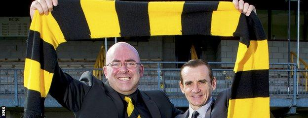 Mike Mulraney and Danny Lennon