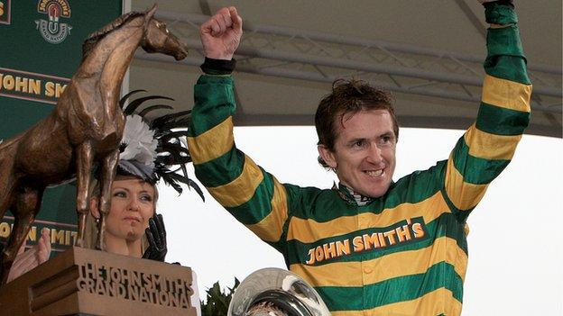 McCoy Win Aintree 2010