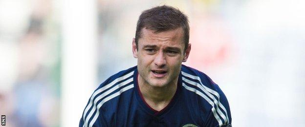 Shaun Maloney won his first award since moving to the USA