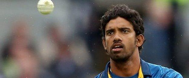 Sri Lanka spinner Sachithra Senanayake
