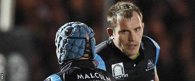 Dougie Hall and Al Kellock