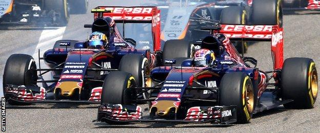 Max Verstappen put in a strong performance despite his retirement, while team-mate Carlos Sainz Jr finished 14th