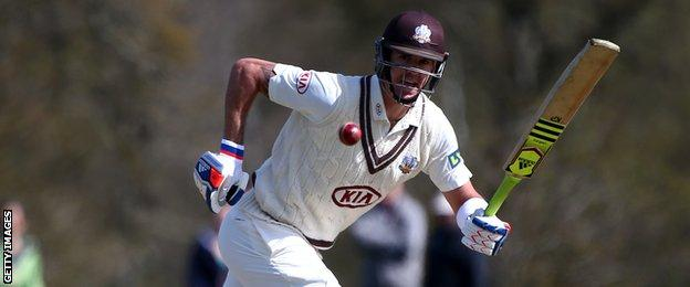 Kevin Pietersen for Surrey