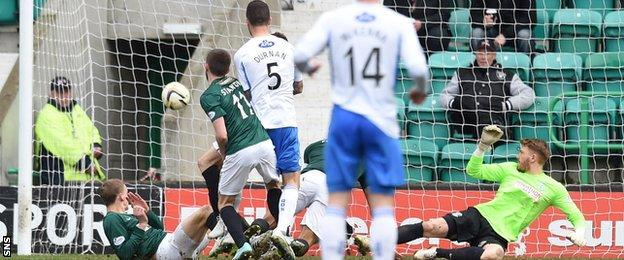 Queen of the South defeated both Rangers and Hibs this season