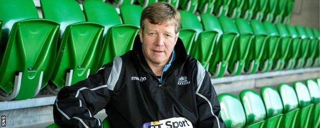 Glasgow Warriors forwards coach Shade Munro