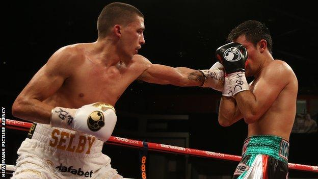 Lee Selby