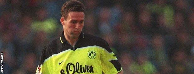 Could Paul Lambert be the next Borussia Dortmund boss?
