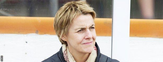 Hibs chief executive Leeann Dempster is concerned that Hearts v Rangers has been moved back a day