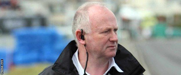 North West 200 race director Mervyn Whyte