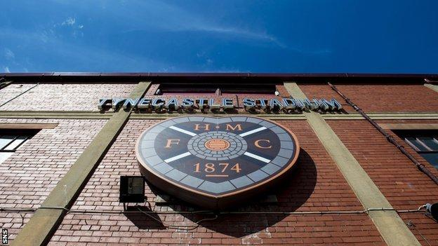 Hearts owner Ann Budge was unhappy with the final day fixture change with Rangers
