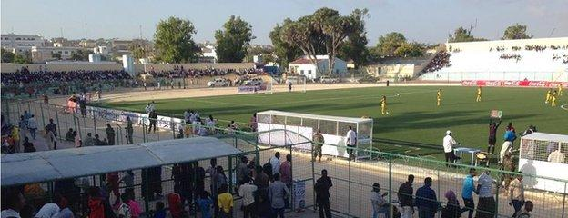 The Somalian League is back after a break of seven years