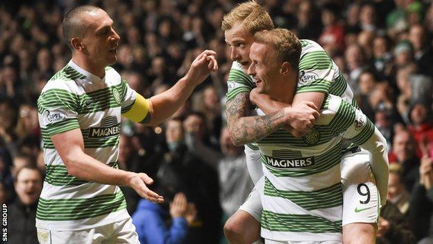 Celtic are in pursuit of a domestic clean sweep