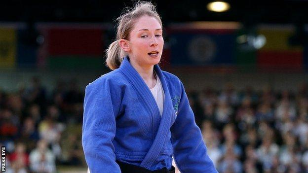Lisa Kearney missed out on a medal at the 2012 Olympic Games in London