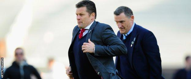 Steve Cotterill Tony Mowbray