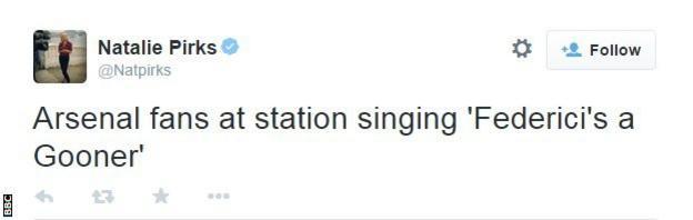 Natalie Pirks tweet