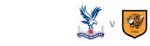 Crystal Palace v Hull