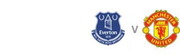 Everton v Man Utd