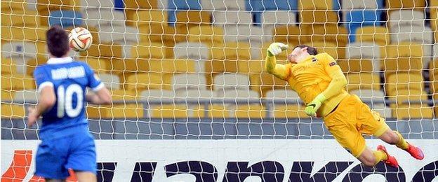 Dnipro v Club Brugge
