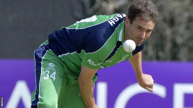 Tim Murtagh returns for the ODI against England at Malahide