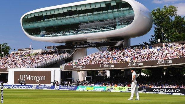 Lord's cricket ground