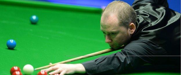 Graeme Dott won the World Championship in 2006