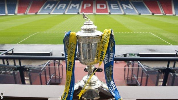 St Johnstone won the Scottish Cup in 2014
