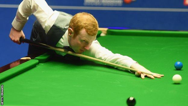 Anthony McGill faces Shaun Murphy on Tuesday