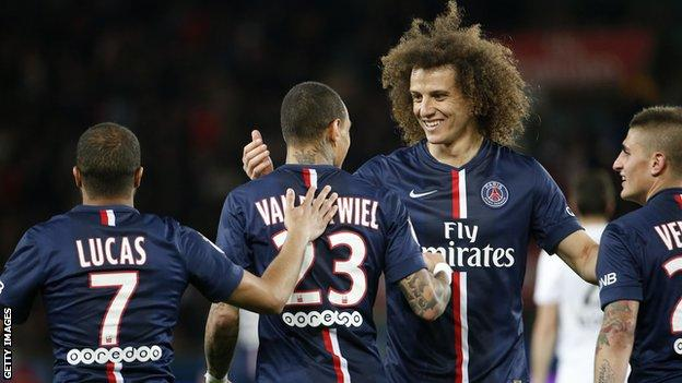 PSG players