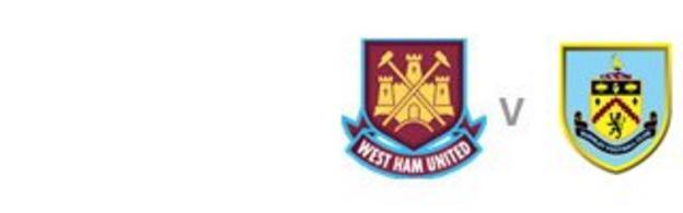 West Ham v Burnley
