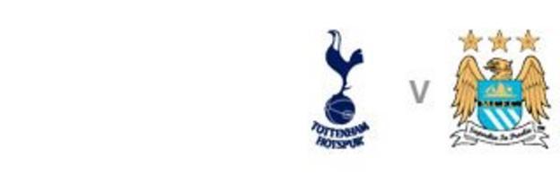 Tottenham v Man City