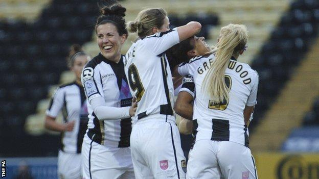 Notts County Ladies