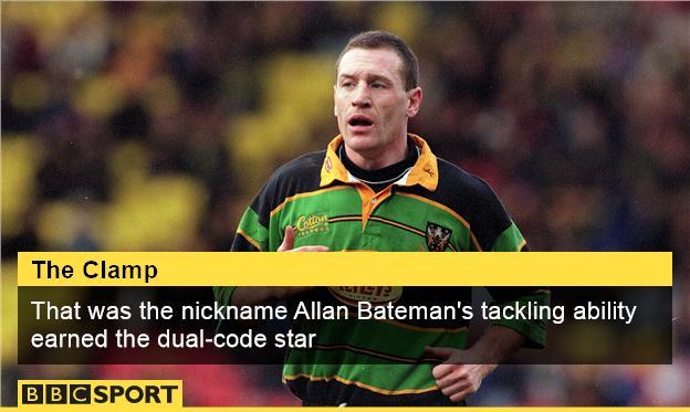Allan Bateman, Northampton