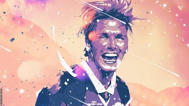 Beckham treble
