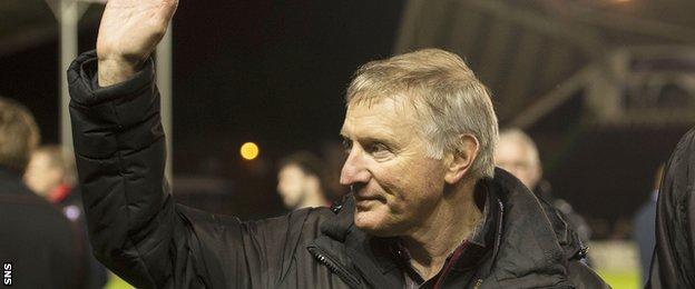 Edinburgh head coach Alan Solomons