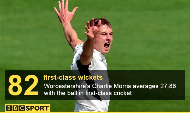 Charlie Morris