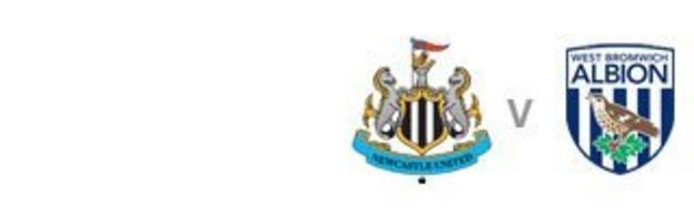 Newcastle v West Brom