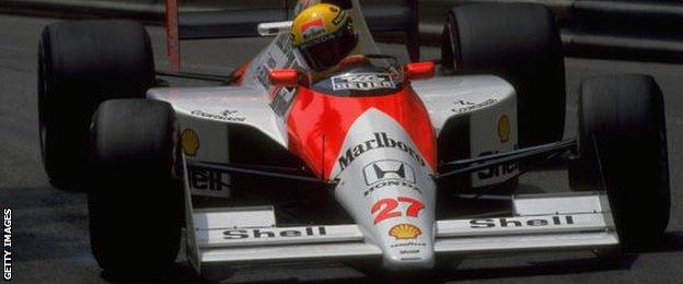 1990 McLaren