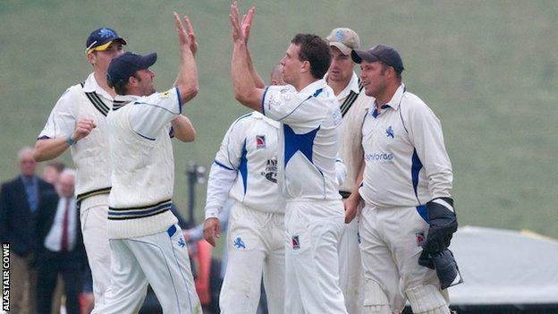 Devon cricket team