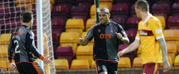 Josh Magennis pulled one back for Kilmarnock