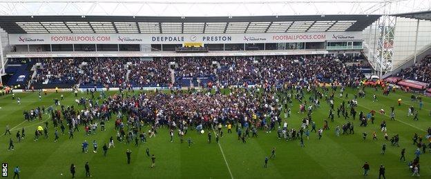 Preston fans